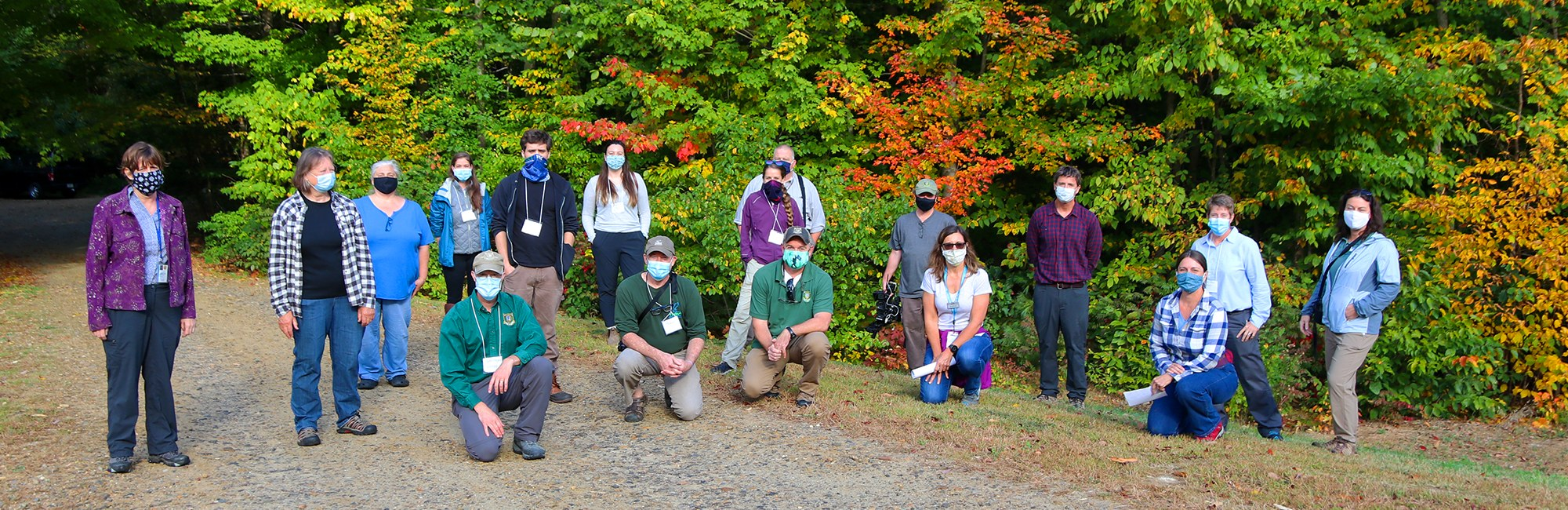 Belknap County Conservation District Volunteers