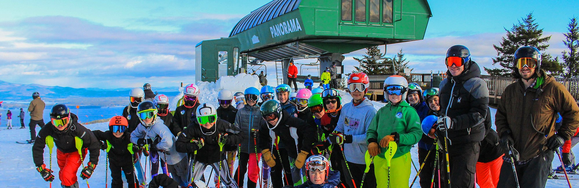 Gunstock Ski Club at the Summit