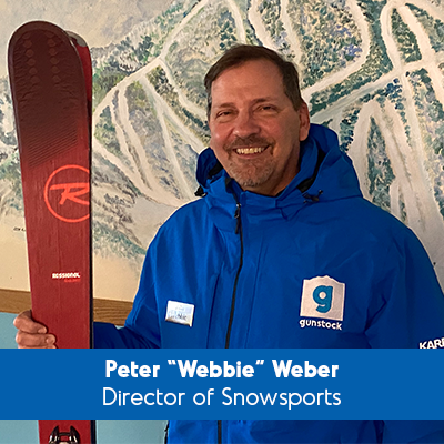 Peter Weber Director of Snowsports